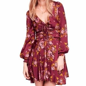 NEW Free People Morning Light Dress